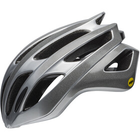 Bell Falcon MIPS Road Helmet ghost reflective gloss silver
